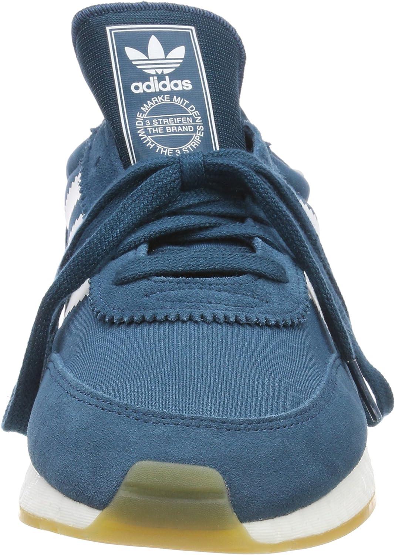 adidas Iniki Runner W, Scarpe da Fitness Donna Blu Petnoc Ftwbla Gum3 000