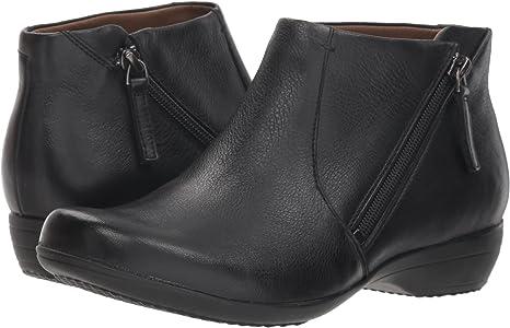 Dansko Women's Fifi Black Ankle Boot