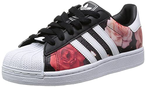Adidas Superstar 2 W Nero-bianco-rosa NzFMZVMCO4