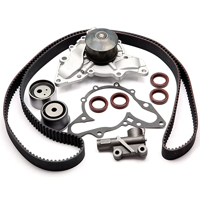 Amazon.com: SCITOO TBK323 Timing Belt Kit Water Pump with Hydraulic Tensioner Fits 00-06 Hyundai XG350 Santa Fe Kia Sedona 3.5L 3.5: Automotive