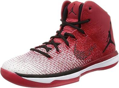 Amazon.com | Nike Mens Air Jordan XXXI Basketball Shoes Varsity ...