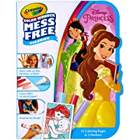 Crayola Color Wonder, On The Go, Disney Princess - Mess Free