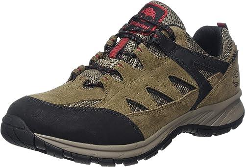 GTX Men Leather Gore tex Trail Running