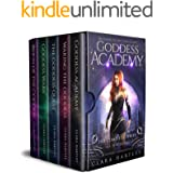 Goddess Academy: The Complete Reverse Harem Collection