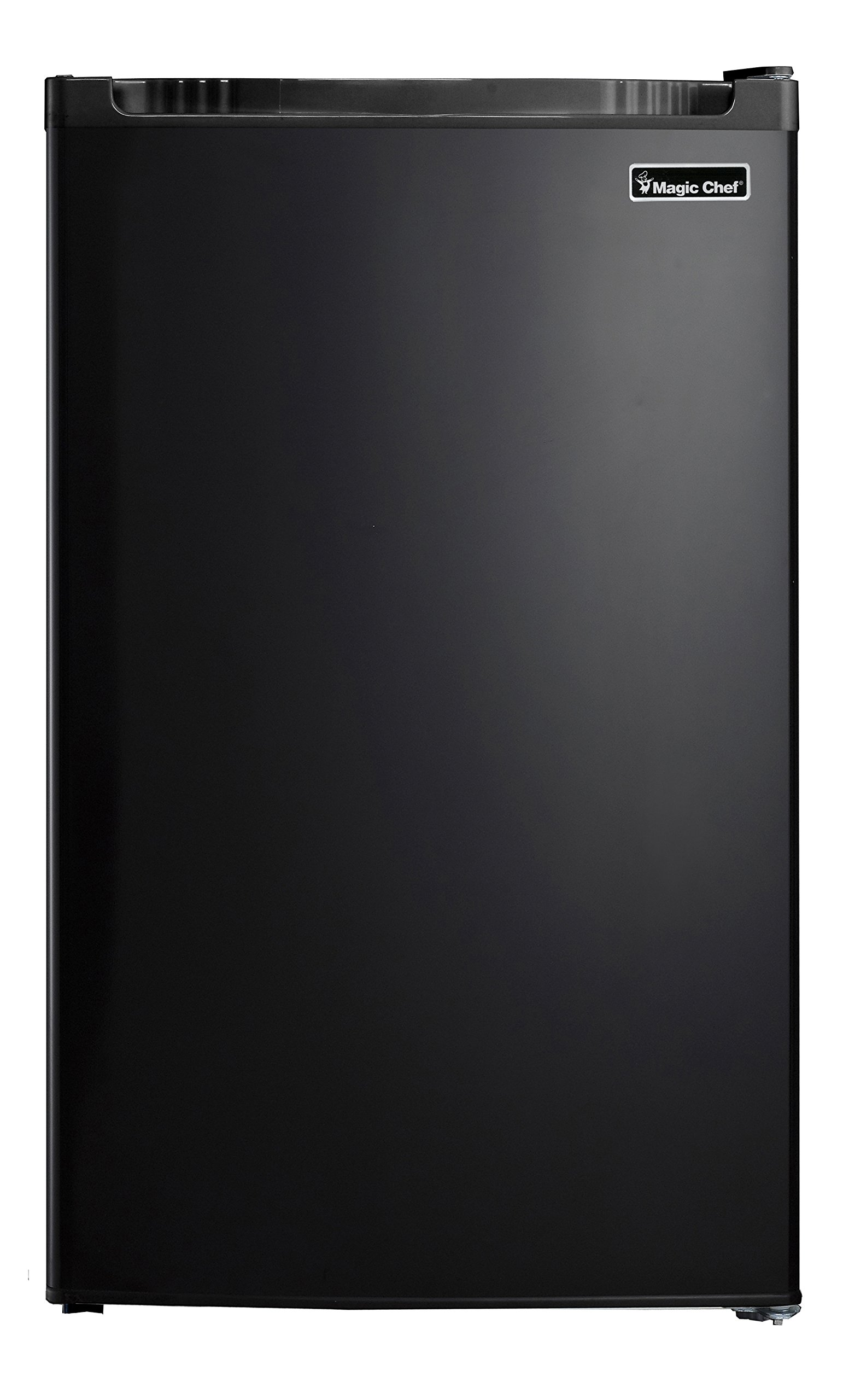 Magic Chef MCBR440B2 Refrigerator, 4.4 cu. ft., Black