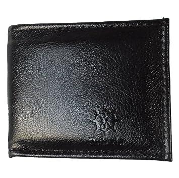 Rabela Men s Black Synthetic Leather Wallet RW-201  Amazon.in  Bags ... 7b49e7c696