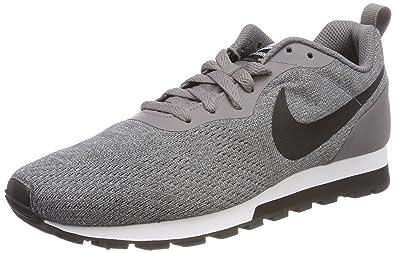 Vert Chaussures De Sport Nike Md Runner 2 Mailles Étroitement Une Nike WYyQQd