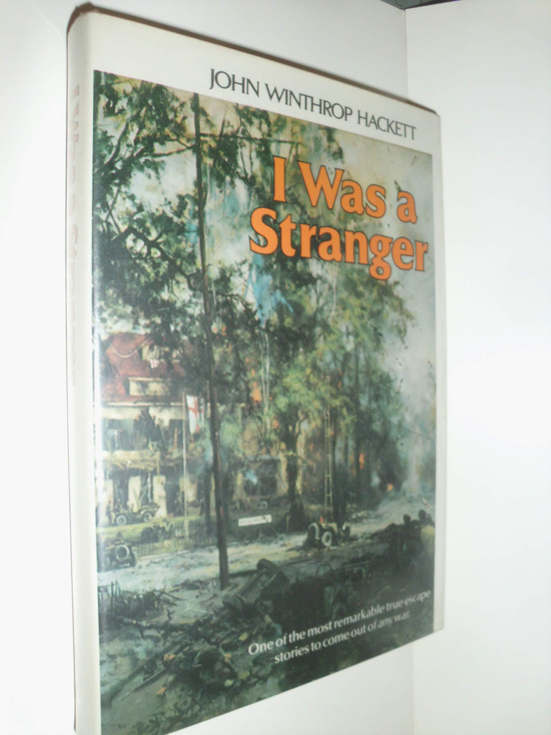 I Was a Stranger ebook