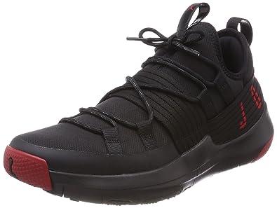 Jordan TRAINER PRO - Chaussures de basket noir Hthzp