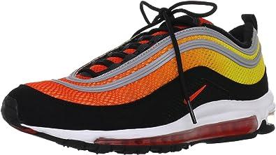 cigarrillo Sucio Residente  Nike Men's Air Max 97 Premium, air max 97 TM ORANGE/TM ORANGE-TR  YELLOW-BLACK, 7.5 M US: Amazon.ca: Shoes & Handbags