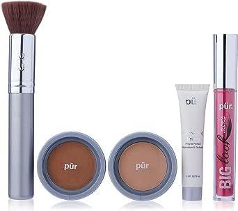 PUR Cosmetics Best Sellers Starter Kit, Golden Medium