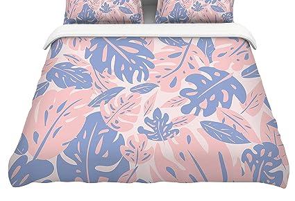 Kess InHouse Matt Eklund Storm King Cotton Duvet Cover 104 x 88,