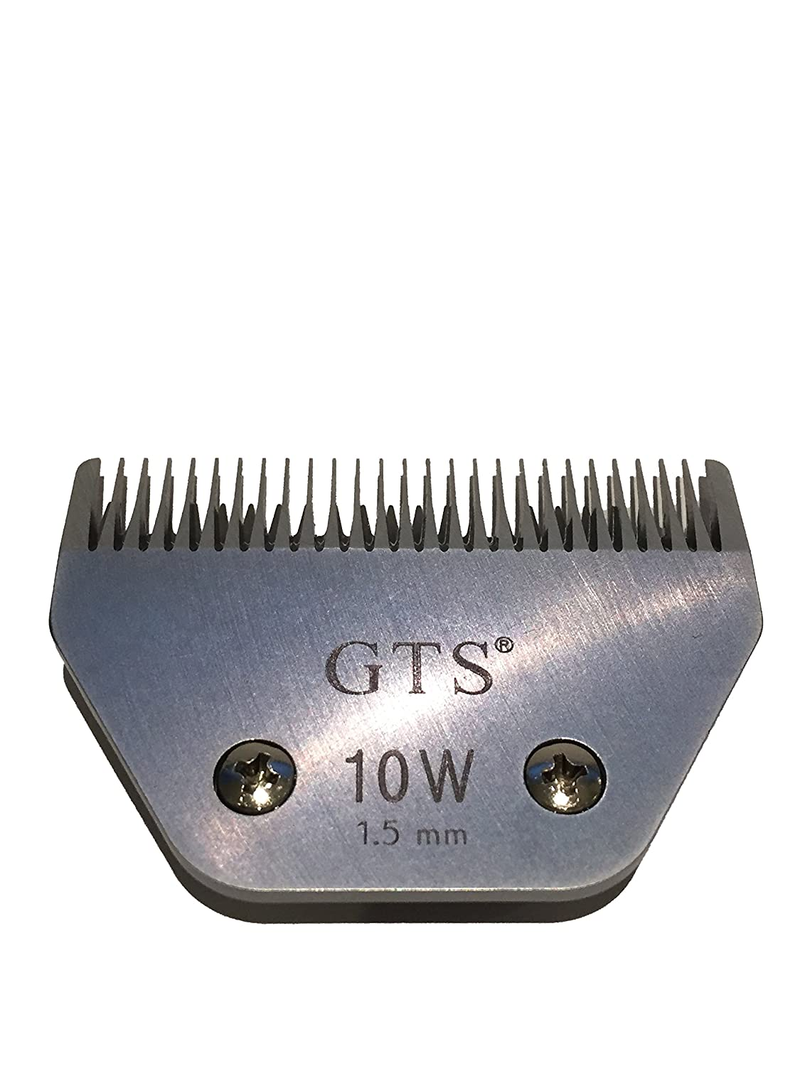 10W tondeuse à cheval Lames 1,5mm 10W Wahl, Andis, Aesculap, Moser, Oster, Liveryman GTS