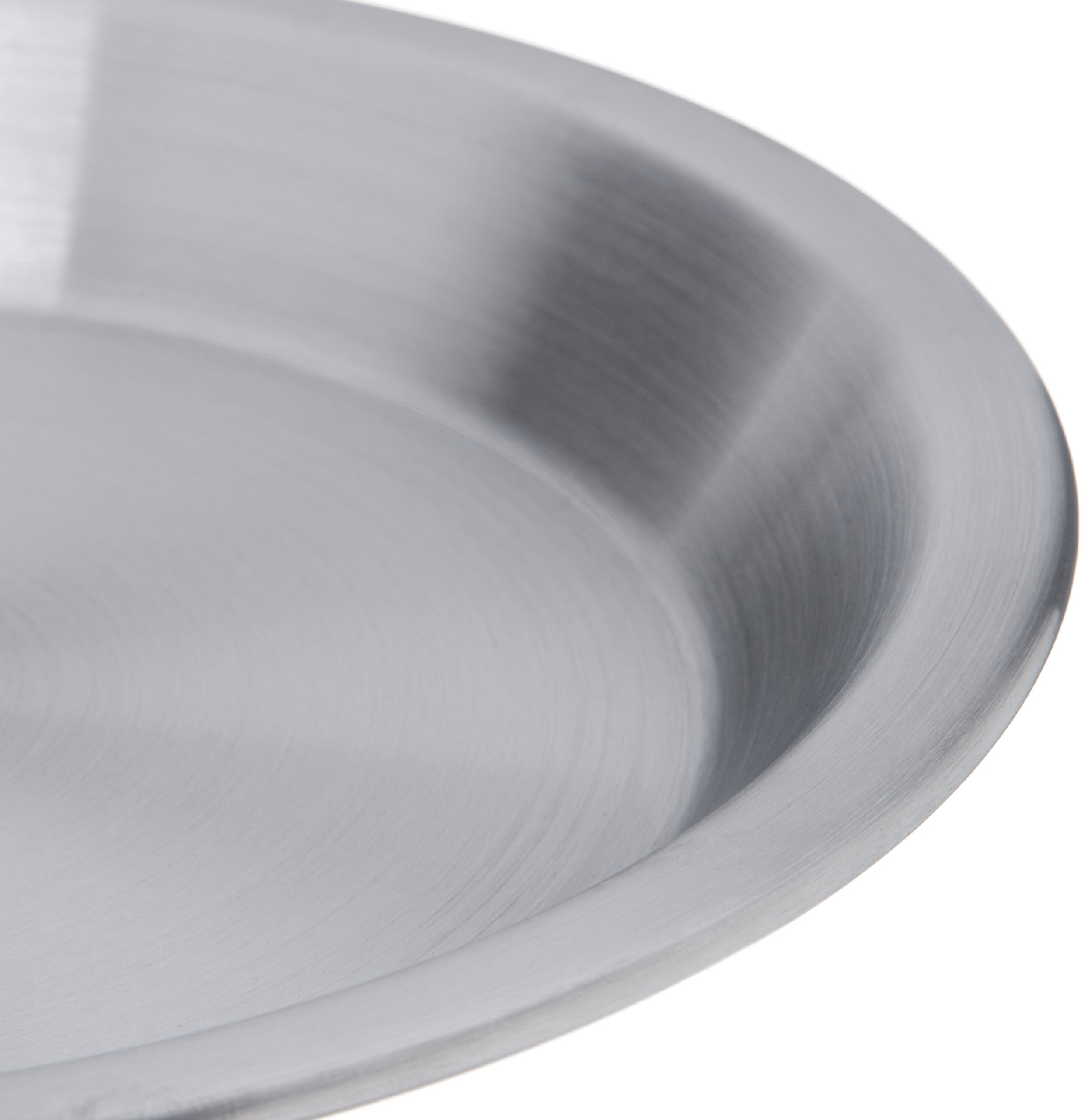 Carlisle 60322 Pie Pan, 9'', Aluminum (Pack of 24) by Carlisle (Image #3)
