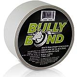 Bully Bond White Polypropylene Scrim Kraft PSK Metal Building Facing Patch Tape (2.83 in)