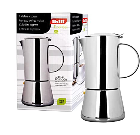 Amazon.com: IBILI 620302 ESPRESSO COFFEE MAKER ESSENTIAL ...