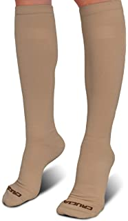 2ce7c13499 Crucial Compression Socks for Men & Women (20-30mmHg) - Best Graduated  Stockings