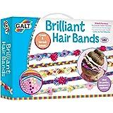Galt Brilliant Hair Bands,Craft Kit