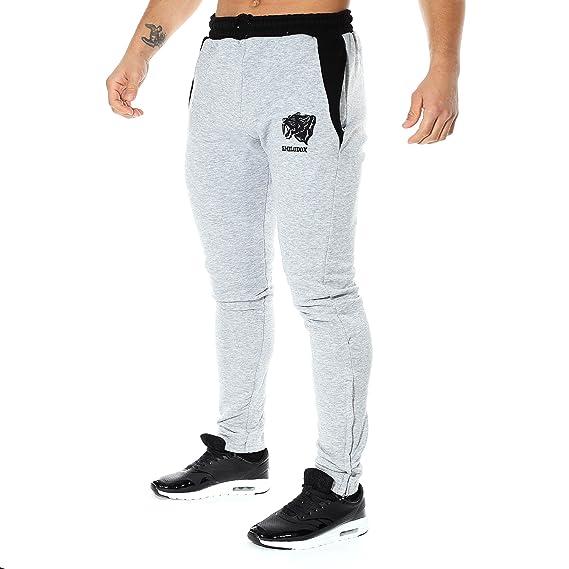 adidas Jogginghose im Tapered Fit mit Reißverschlüssen am
