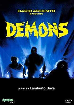 Demons and Demons 2 directed by Lamberto Bava