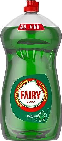 Fairy Ultra - Líquido lavavajillas ,1015 ml: Amazon.es: Amazon Pantry