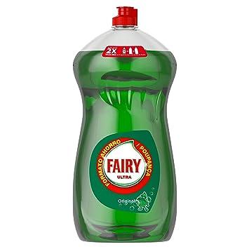 Fairy Ultra - Líquido lavavajillas ,1015 ml: Amazon.es ...