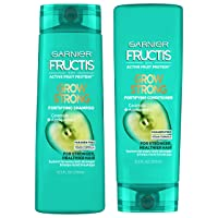 Garnier Hair Care Fructis Shampoo & Conditioner Kit, Grow Strong