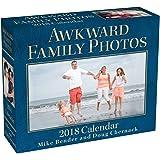 Awkward Family Photos 2018 Day-to-Day Calendar
