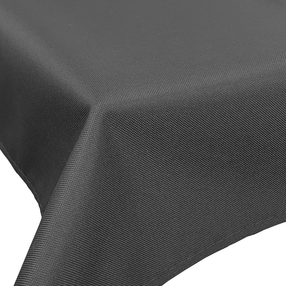 Gr/ö/ße:130 x 160 cm Farbe:Anthrazit PROHEIM Outdoor Tischdecke Lounge mit Lotuseffekt Tischtuch wasserabweisend Tischw/äsche Gr/ö/ßen Gartentischdecke pflegeleicht und wetterfest