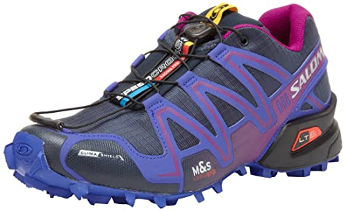 best sneakers 6c829 395df Salomon Speedcross 3 CS Women Trail Laufschuhe deep blue ...