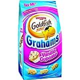 Goldfish Vanilla Cupcake Grahams Sweet Crackers, 180g