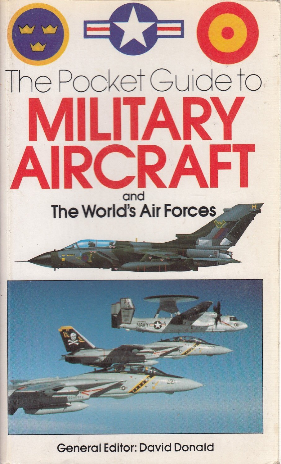 The Pocket Guide to Military Aircraft and the World's Air Forces
