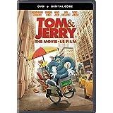 Tom and Jerry (BIL/DVD + Digital)