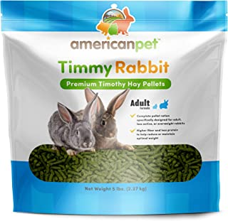 product image for American Pet Diner Timmy Rabbit Pellet, Blue