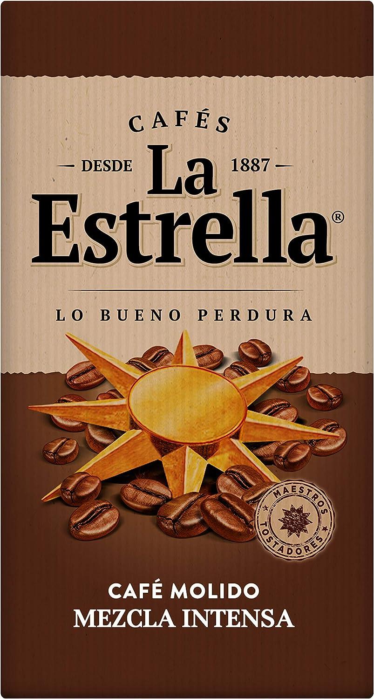 La Estrella - Café Tostado Molido Mezcla - 250 g