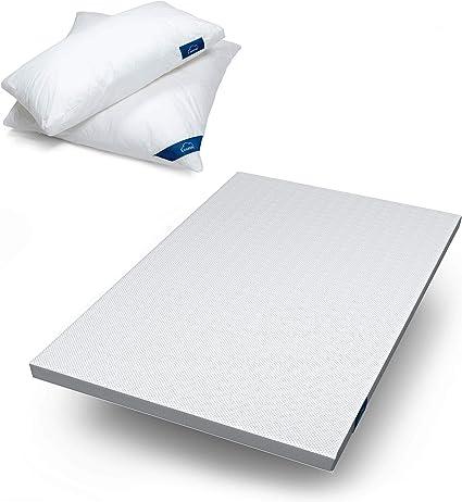 Genius Eazzzy - Cubrecolchón para colchones y camas con ...