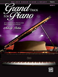 Jazz for three intermediate piano trio kindle edition by robert d grand trios for piano book 5 four intermediate pieces for one piano six fandeluxe Gallery