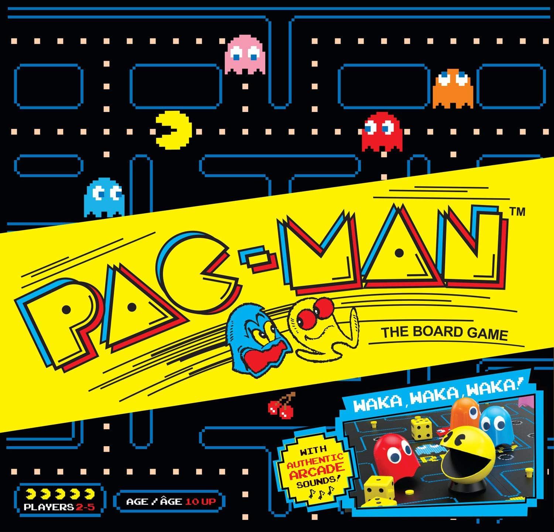 PAC MAN SET 12  PCS 2-5,5 CM// SET 12 FIGURES PAC MAN