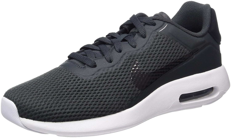 Nike Herren Air Max Modern Essential Sneaker  45 EU|Grau (Anthracite/Black-white)