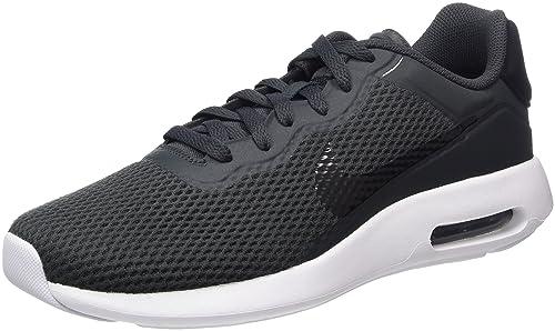Nike Air Max Modern Essential, Scarpe Running Uomo, Grigio (Anthrazit/Schwarz-Wei?), 44.5 EU