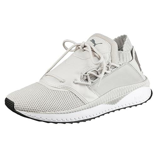 Puma Men s Tsugi Shinsei Grey Violet- White Sneakers - 9 UK India ... 778a9a3af