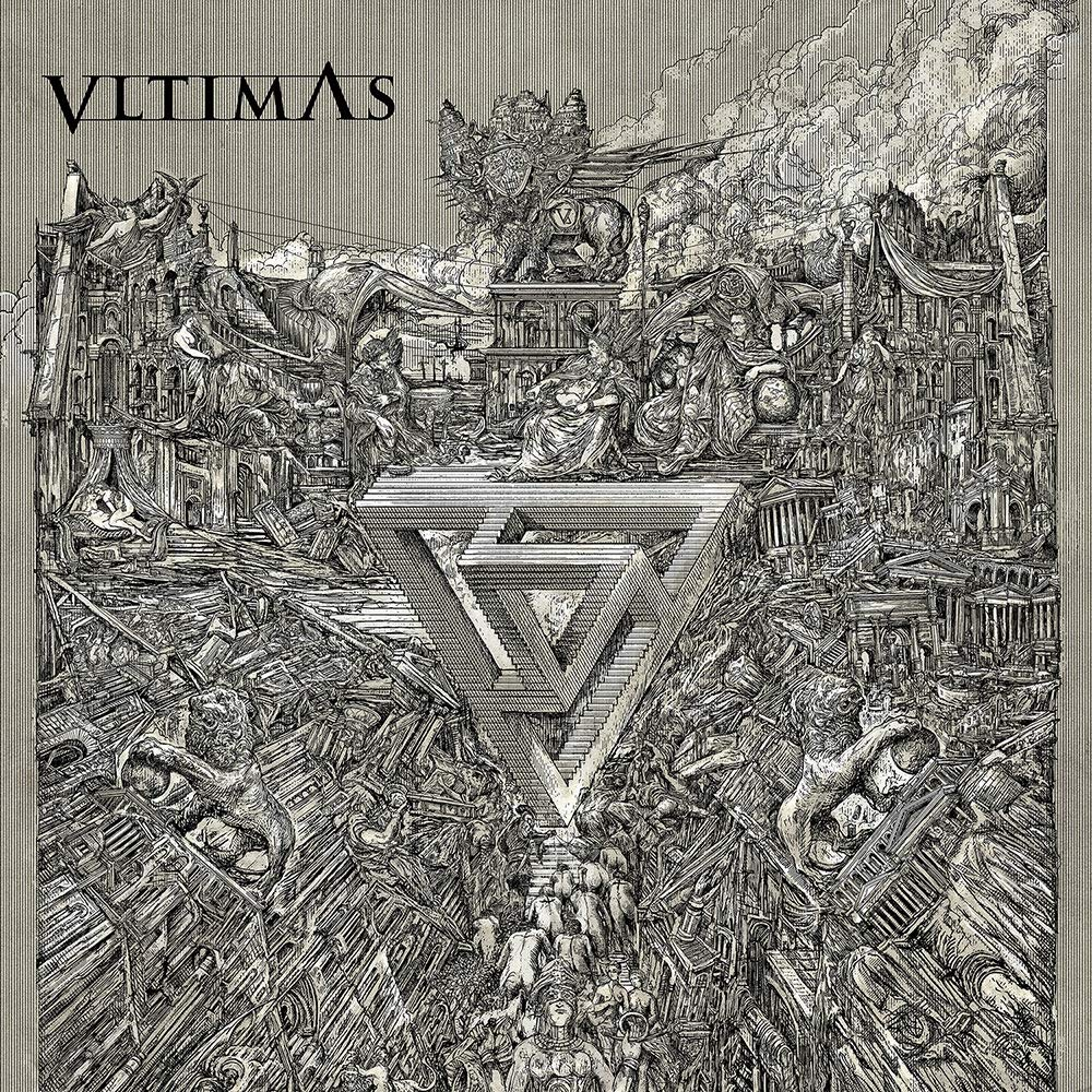 CD : Vltimas - Something Wicked Marches In (CD)