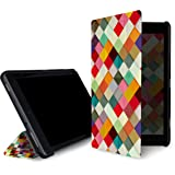 caseable - Funda ligera para Fire HD 8 (tablet de 8 pulgadas, 7ª y