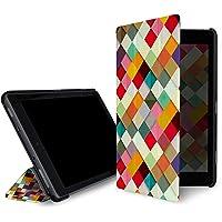 caseable - Custodia per Fire HD 8 (tablet 8'', 7ᵃ e 8ᵃ generazione, modelli 2017 e 2018), design: Pass this on