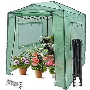 Giantex 8'x6' Portable Greenhouse