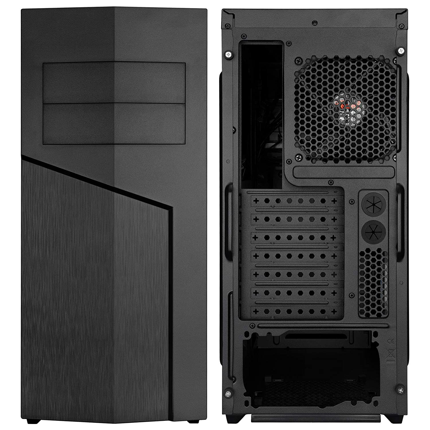 Supports up to 400 mm Long VGA Card Rosewill ATX Mid Tower Gaming Computer Case