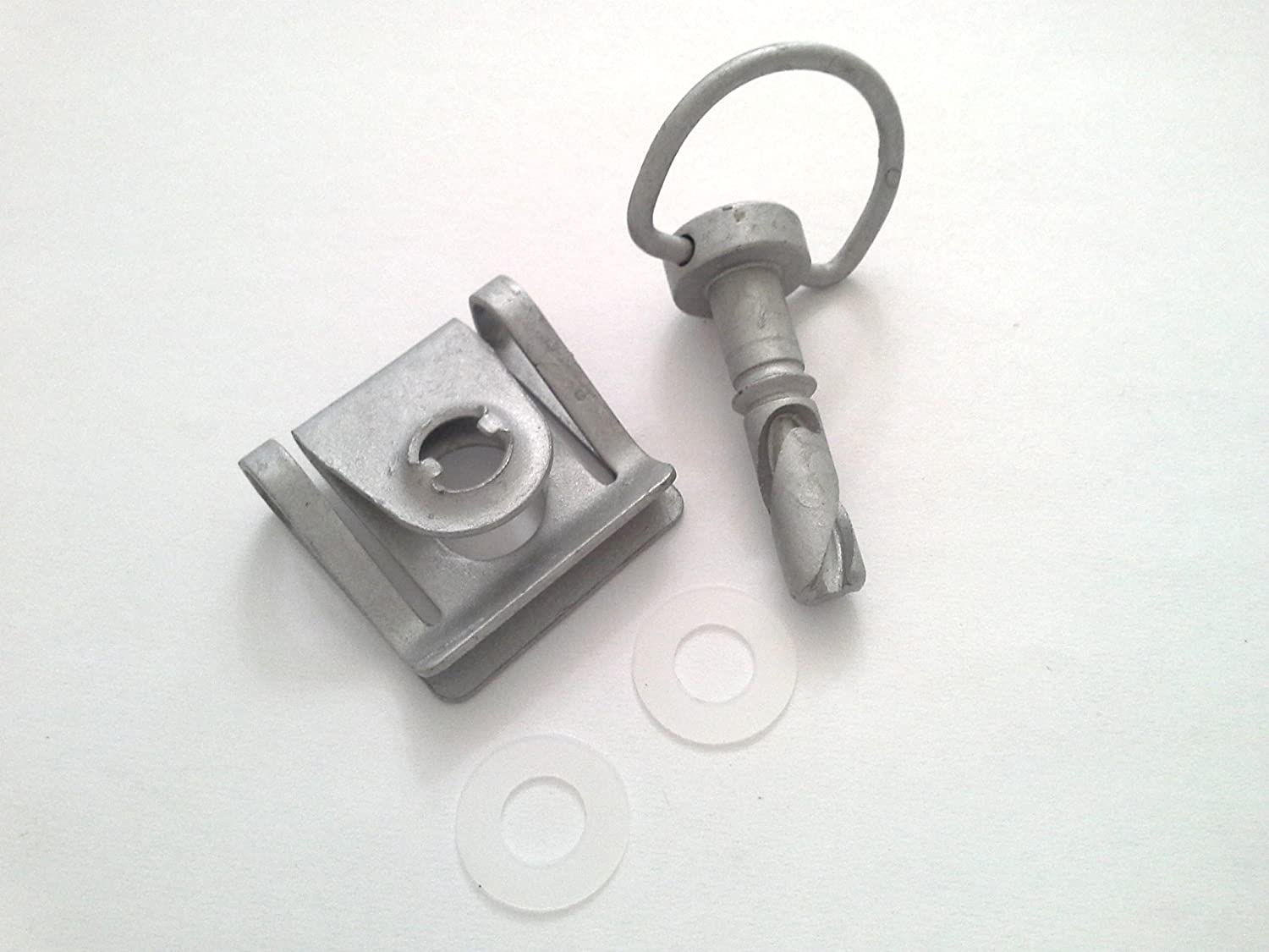 Smart Fortwo Engine Service Cover Bolt and Nuts (Rotary Catch)