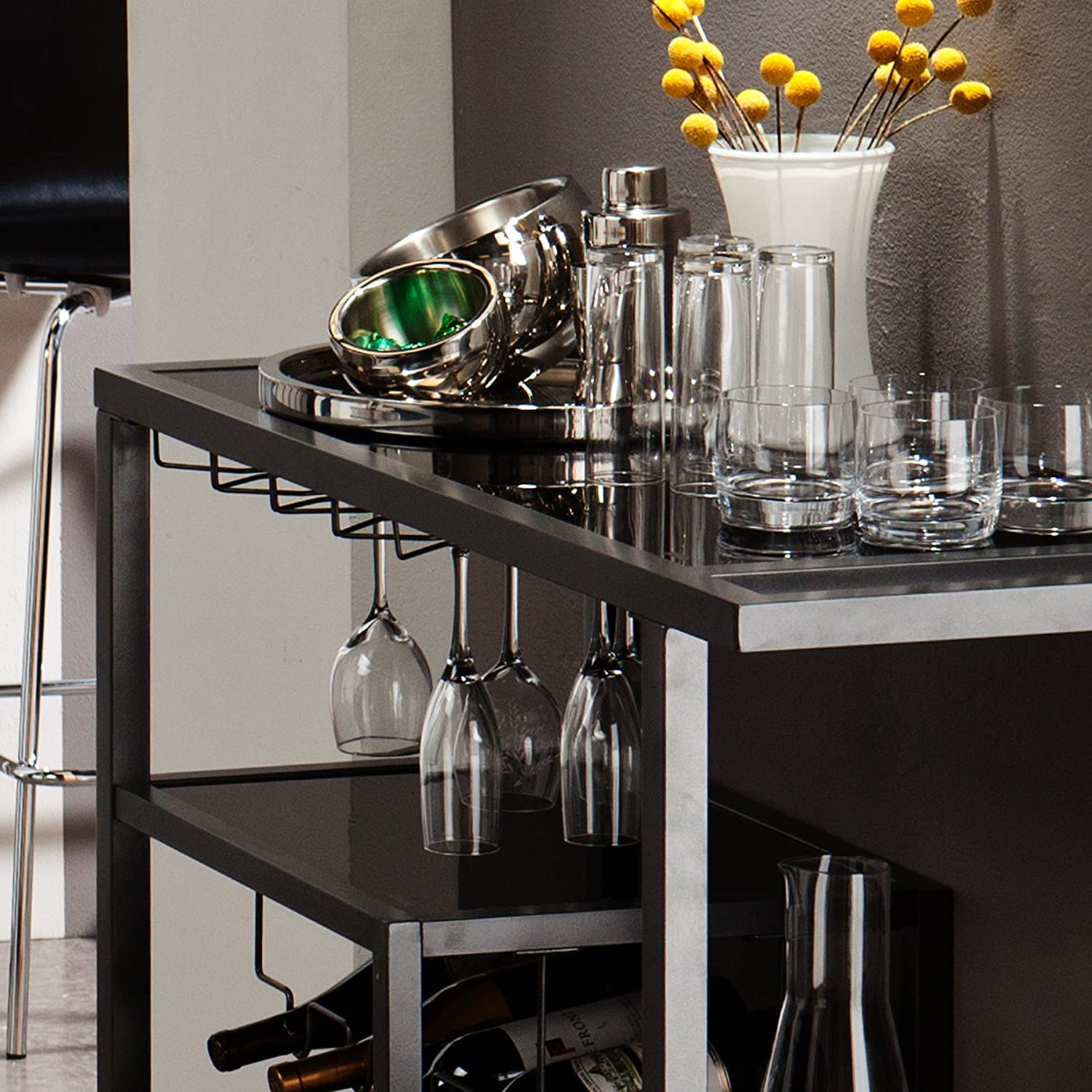 Zephs Bar Cart