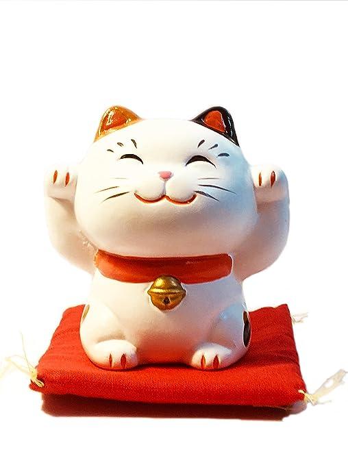 Gato Suerte Calico – Maneki Neko