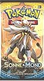 Pokemon Sonne & Mond Serie 1 - Booster Pack - Deutsch (1 Booster)